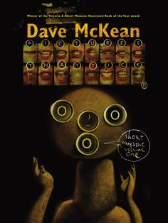 Pictures That Tick - by Dave #McKean - Pictures That Tick is a fantastic collection of McKean's personal comics work.  The pages are filled with his explorations and experimentations in writing, drawing, painting, photocopying, photography, and probably a dozen other processes McKean tampers with, all united under the common theme of story-telling.