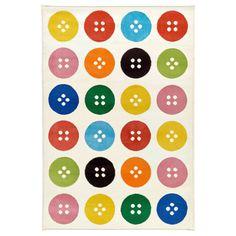 button rug ikea - Google Search @jdscandi