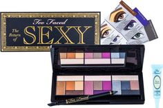 Too Faced The Return of Sexy eyeshadow palette (Amazing palette! ♡ it!!!)