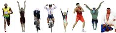 London 2012 Olympics: The wonderful and weird
