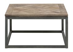 Beautiful table from iron and repurposed wood. 3199sek from Ilva