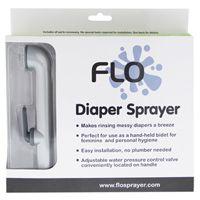 6) Blueberry FLO Diaper Sprayer #clothdiapers #nopins