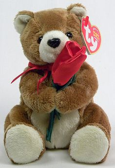 Always - bear - Ty Beanie Babies