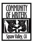 Squaw Valley Writers - Screenwriting Workshop