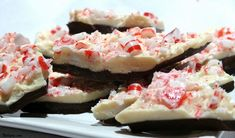Double-Chocolate Peppermint Bark | Noble Pig