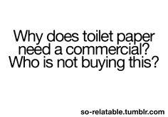 Good point