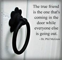 The True Friend