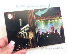 3x4 photo print