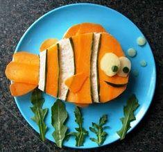 Comida divertida!!!