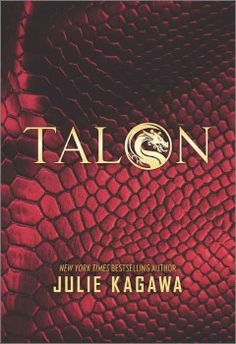 Talon by Julie Kagawa - In a world in which near-extinct dragons pass as humans to grow their numbers secretly, siblings Ember and Dante Hill prepare for destined positions in the world of Talon only to be hunted by a dragon-slaying soldier.