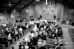 Corpus Christi Church. Sturgeon Bay, Door County, WI.
