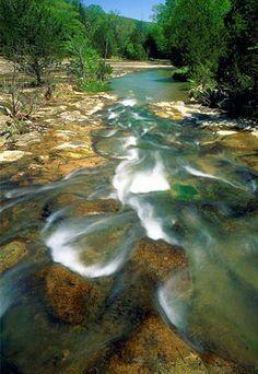 Buffalo National River in Arkansas #AETN #BeMore #Arkansas