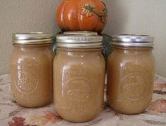 Pear Sauce in Pressure Cooker