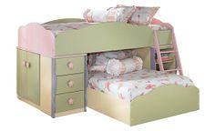 Compact bunk.