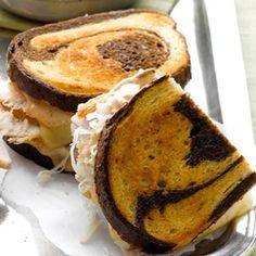 Leftover Turkey Recipe: Rachel Sandwiches