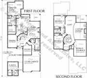 Patio Home Plan aD6163 Jc   Has Casita! Perfect for lake home
