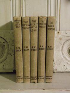 First Edition Hardy Boys Books