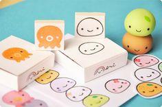Memi The Rainbow: Japanese vinyl toys mania