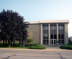 Huron County Courthouse  Bad Axe, MI