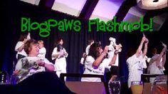blogpaws-flashmob via Mousebreath