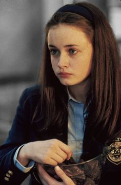 rory gilmore- who my daughter was named after.