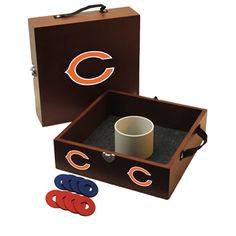Wild Sports Chicago Bears Washer Toss Game