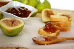 Cinco Quartos de Laranja: Compota de figos Pingo de Mel com especiarias