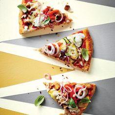 Ratatouille Pizza | CookingLight.com
