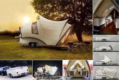 Opera Caravan #camping #car