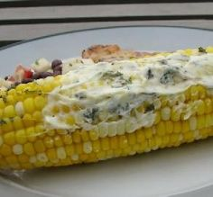 The best corn for Labor Day picnic | Herbed Corn recipe More