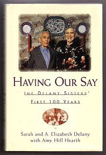having our say - Book