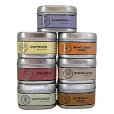 Super Sugar Variety Pack 5oz now featured on Fab.