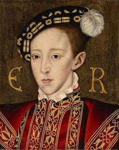 King Edward VI of England