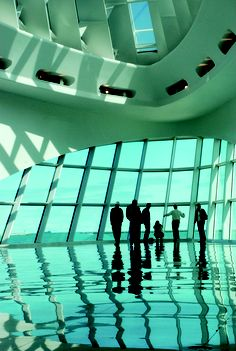 Windhover Hall at the Milwaukee Art Museum  #WhyHB