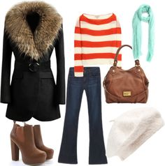 """winter"" by musasshop on Polyvore"