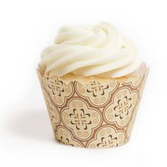 Moroccan Evening Cupcake Wrappers BULK (12 Wraps)