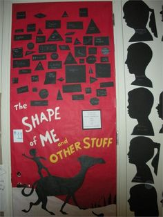 Dr. Seuss Door Decorations--goes well with geometry in second grade