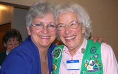 Nominate the dedicated Girl Scout Alumnae in your life for our new Forever Green Award! This award recognizes outstanding commitment, exceptional service, and extraordinary dedication to the Girl Scout movement over time.