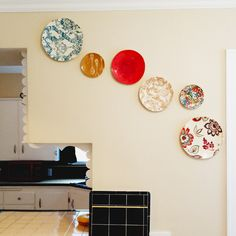 Plate wall cluster