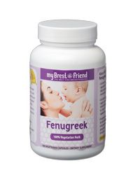 fenugreek herbal pill that stimulates milk production by up to 40%; $10 here, but I was informed there's a $5 version at Walmart.