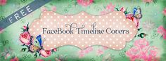 free facebook timeline cover by Free Pretty Things For You!