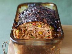 Bobby's 5-star Vegetable Meatloaf with Balsamic Glaze