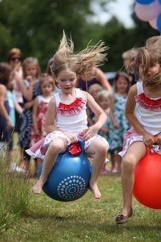 balls, bday, birthday parties, big race, birthday idea, circuscarniv birthday, ball race, carnival birthday, parti idea