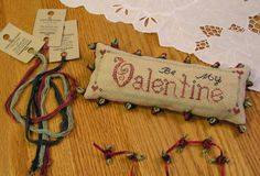 The Nebby Needle - Valentine Freebie