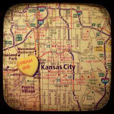 Dream Big Kansas City by CAPow!