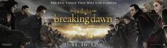 A New Banner For THE TWILIGHT SAGA: BREAKING DAWN - PART 2 banner