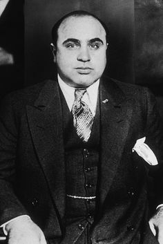 Al Capone vs. Bugs Moran - The Italian boss against the Irish boss in 20th century Chicago - these guys ran things, but were at each others' throats the entire time. Robbery, arson, murder, they didn't really have moral compasses. In the end, Capone served some time and was never able to build his criminal empire back up, and Moran died in jail while serving time for a bank robbery. That one sort of fizzled out.