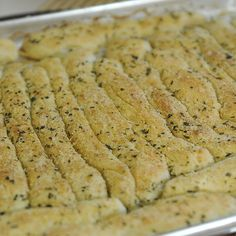 Simply Gourmet…Where food, family and friends gather.: 82. Homemade Breadsticks