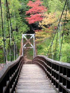 Black River Falls bridge
