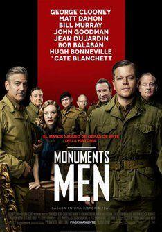 """Tráiler de """"The Monuments Men"""". Información, sinópsis y ficha técnica de la película"""
